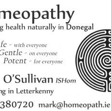 Donegal Homeopath details